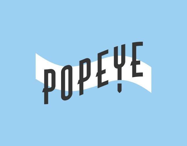 The Popeye Adelaide Branding