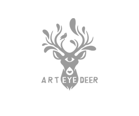 Art Eye Deer