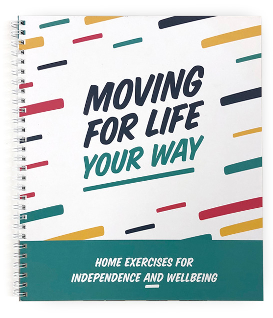 Moving for Life Book Front