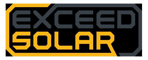 Exceed Solar logo