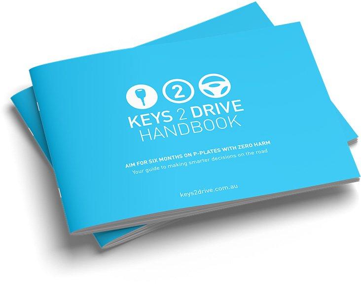 Keys 2 Drive Handbook Cover