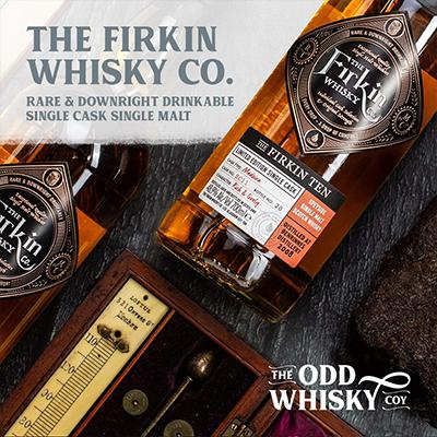 Odd Whisky Social